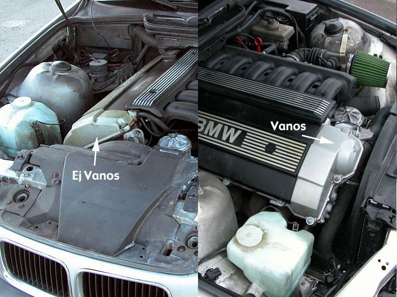BMW Frågor söker svar om motor Vanos