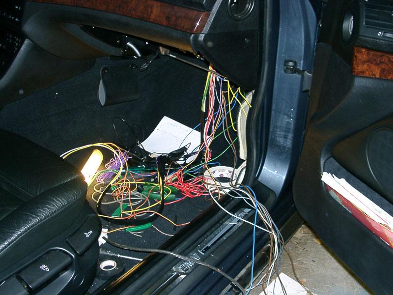 1998 Bmw 523i Light Problems