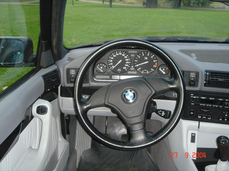 Traction Control On An E34 Page 2 Bmw M5 Forum And M6 Forums