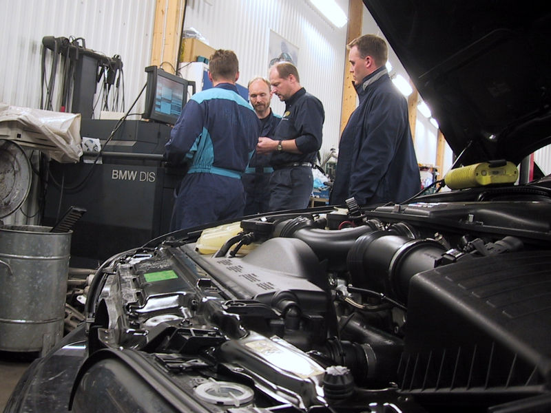 diagnostic machine autozone