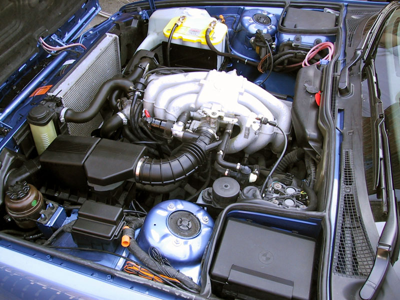 Bmw 5 Serien E34 Autopower